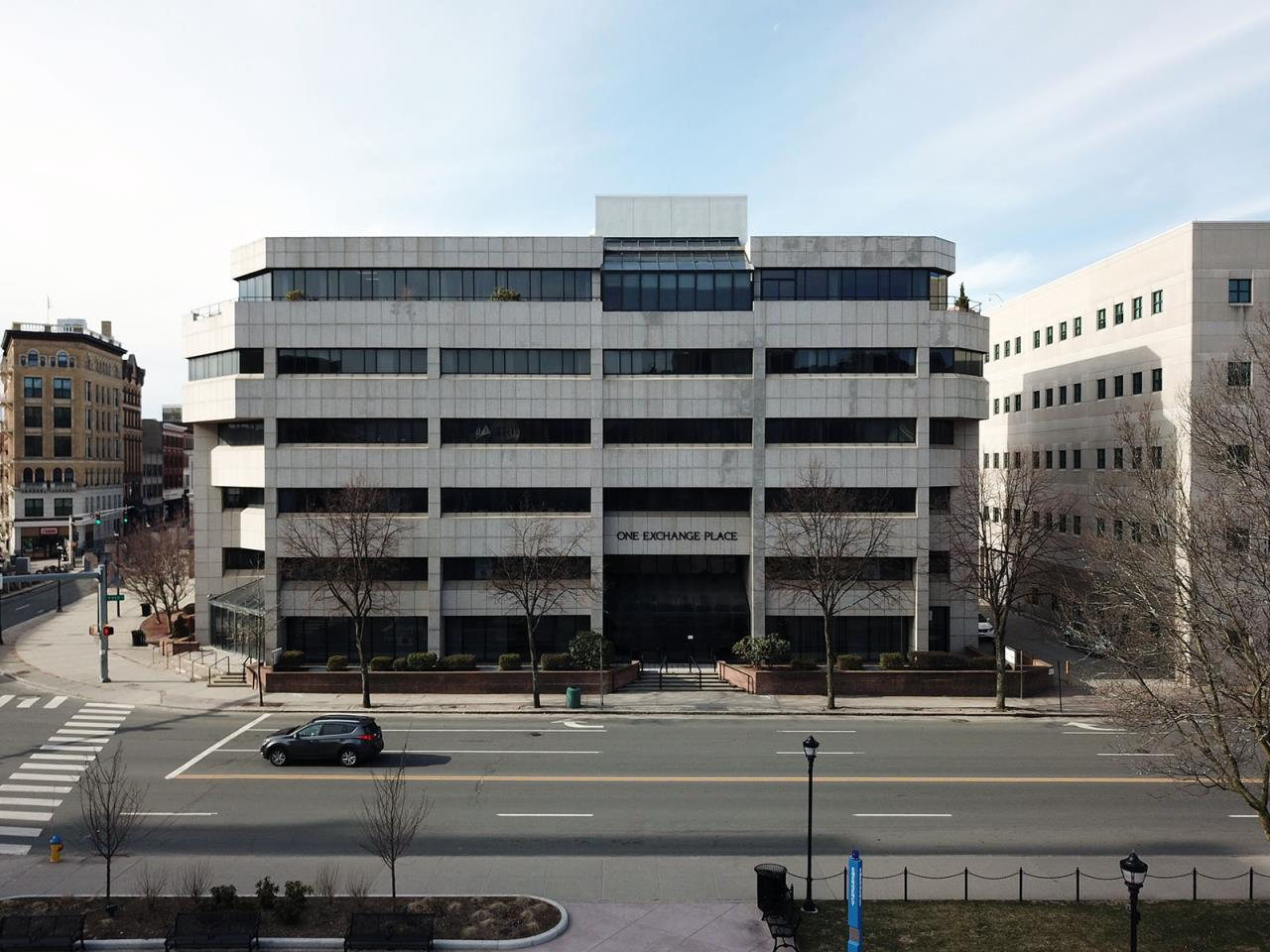 Retail and Office Space | One Exchange Place Condominium Unit O-1 ...