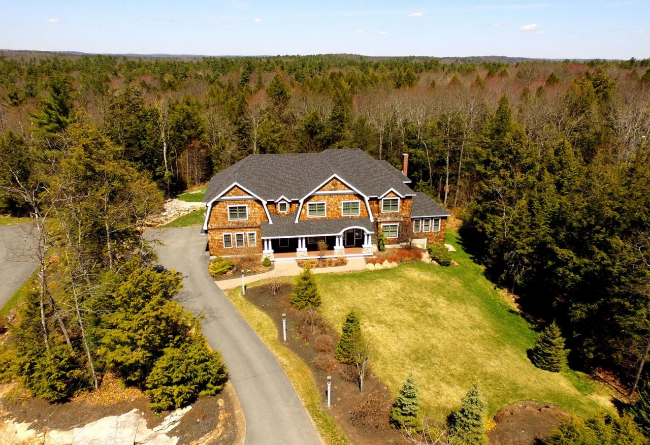 SOLD at auction : Luxury Home - Cumberland Foreside, ME