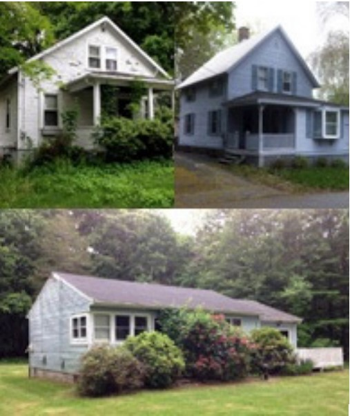 Foreclosed Residential Properties