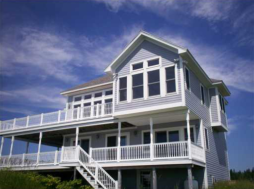 Sold At Auction Oceanfront Home Amp 3 Oceanfront Lots