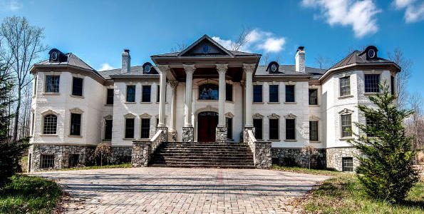 Sold At Auction Bankruptcy Auction Luxury Home In
